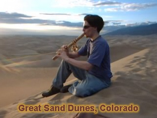 Great Sand Dunes, Colorado (2002)